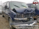 Used Parts 2011 Chevrolet Express 3500 Van 6.0L