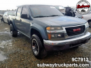 Used Parts 2006 GMC Canyon 3.5L 4×4