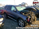 Used Parts 2014 Dodge Durango 3.6L AWD