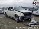 Used Parts 2007 Cadillac Escalade ESV 6.2L 4×4