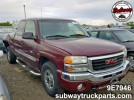 Used Parts 2003 GMC Sierra 1500 4.8L 4×2