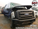 Used Parts 2011 Ford F250 XL 6.2L 4×4