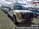 Used Parts 2008 Ford F250 XL 5.4L 4×2