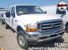 Used Parts 2001 Ford F250 XLT 6.8L 4×4