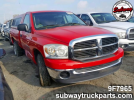 Used Parts 2007 Dodge Ram 4.7L 4×2