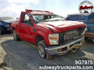 Used Parts 2008 Ford F250 5.4L 4×4