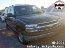 Used Parts 2003 Chevy Suburban 1500 5.3L 4×2