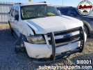 Used Parts 2007 Chevrolet Avalanche 5.3L 4×2