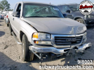 Used Parts 2007 GMC Sierra 1500 5.3L 4×4