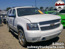 Used Parts 2008 Chevrolet Tahoe 4×4