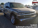 Used Parts 2001 Chevrolet Tahoe 5.3L 4×2