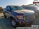 Used Parts 2016 GMC Canyon 2.5L 4×2
