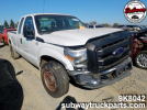 Used Parts 2012 Ford F250 6.2L 4×2