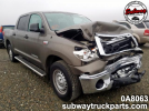 Used Parts 2010 Toyota Tundra 5.7L 4×2