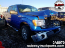 Used Parts 2012 Ford F150 3.7L 4×2