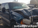 Used Parts 2001 Ford F250 XLT 7.3L 4×4