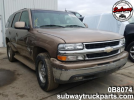 Used Parts 2003 Chevrolet Tahoe 5.3L 4×2