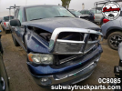 Used Parts 2004 Dodge Ram 1500 5.7L 4×2