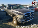 Used Parts 2004 Dodge Ram 2500 5.9L 4×4