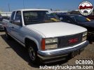 Used Parts 1991 GMC Sierra 1500 5.7L V8