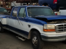 Used Parts 1992 Ford F350 7.3L 4×2