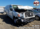 Used Parts 2017 Nissan NV2500 Cargo Van 4.0L