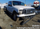 Used Parts 2005 Ford F350 6.0L 4×4