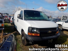 Used Parts 2014 Chevrolet Express 2500 Van 4.8L