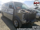 Used Parts 2008 Chevrolet Express 1500 5.3L AWD