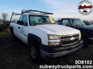 Used Parts 2006 Chevrolet Silverado 2500HD 6.0L 4×2