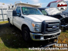 Used Parts 2015 Ford F250 6.2L 4×2