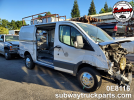Used Parts 2015 Ford Transit 3.2L Diesel