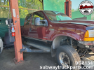 Used Parts 2000 Ford F250 Lariat 7.3L 4×4