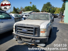 Used Parts 2009 Ford F550 6.4L 4×2