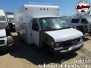 Used Parts 2005 Ford E450 XLT 6.0L Diesel