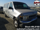 Used Parts 2000 Ford E350 Van 5.4L