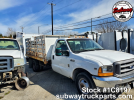 Used Parts 1999 Ford F350 6.8L 4×2 Flatbed