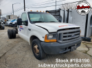 Used Parts 1999 Ford F350 DRW 7.3L 4×2