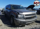 Used Parts 2008 Chevy Suburban 5.3L 4×4