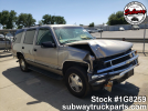 Used Parts 1999 Chevrolet Tahoe 5.7L 4×4