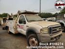 Used Parts 2005 Ford F450 6.0L Diesel 4×2