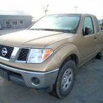 2005 Nissan Frontier SE / LE King Cab Pickup