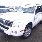 2008 Mercury Mountaineer AWD SUV