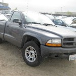 2003 Dodge Dakota SXT Pickup Truck Magnum OHV 3.9-Liter V6 Engine