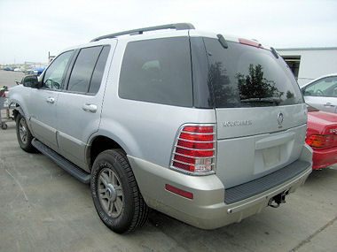Chevrolet Service Columbia Il >> Used 2002 Mercury Mountaineer For Sale Edmunds | Autos Post