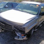 2003 GMC Sierra K2500 HD 4x4 Pickup
