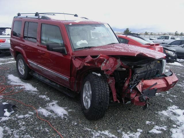 2006 Jeep Commander Limited 5 7 4wd Subway Truck Parts Inc