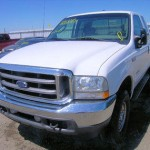 2003 Ford F250 Super Duty 4x4 Pickup Truck