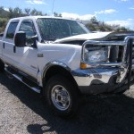 2003 FORD F250 SUPER DUTY DIESEL 6.0L V8