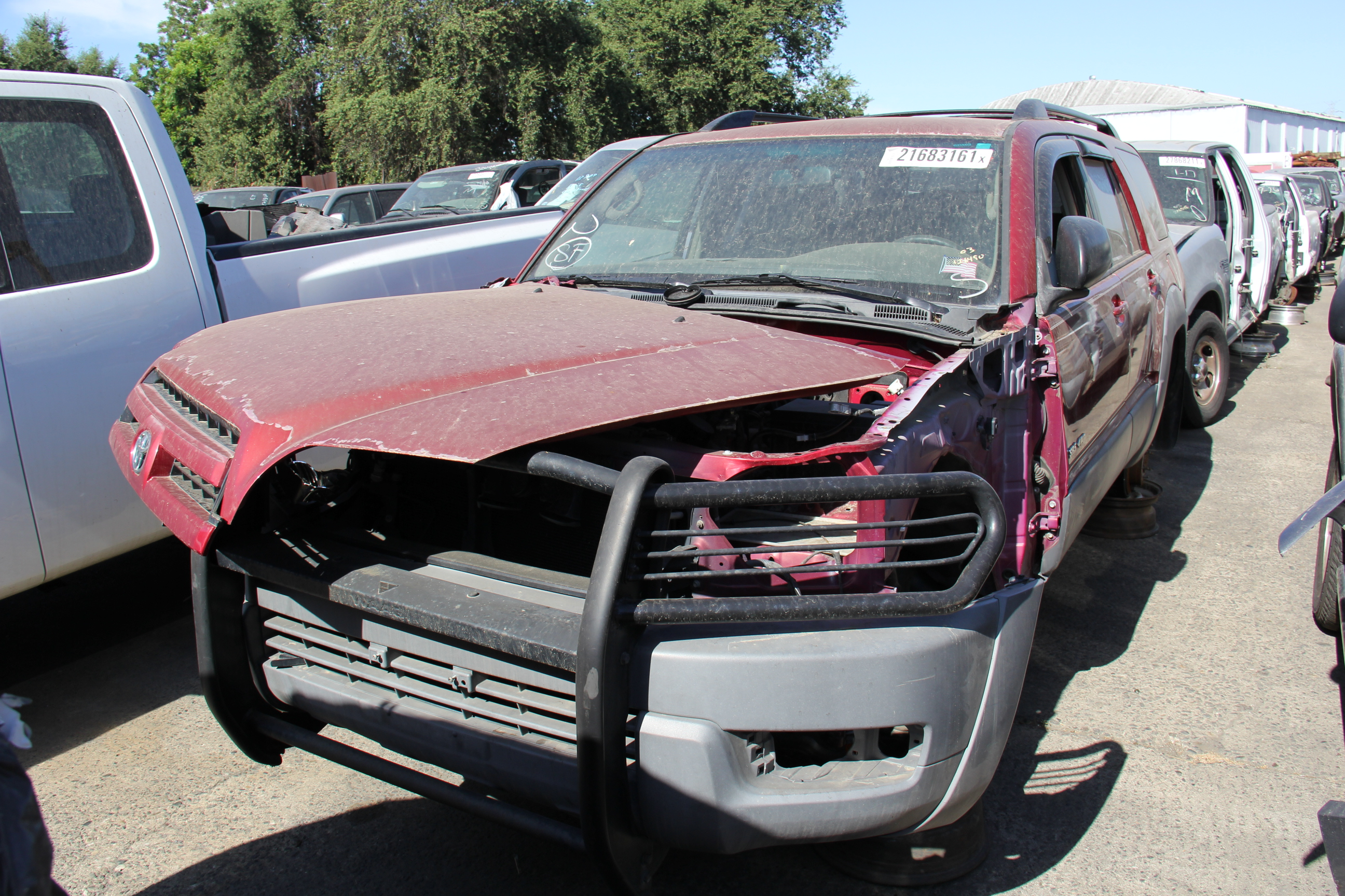 2003 toyota 4runner v6 subway truck parts inc auto recycling since 1923. Black Bedroom Furniture Sets. Home Design Ideas